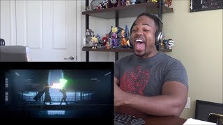 Star Wars Battlefront 2 Launch Trailer - REACTION!!!