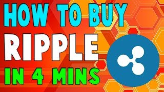 HOW TO BUY RIPPLE: Simply Explained - Buying Ripple For Beginners