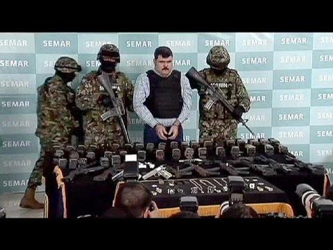 """México extradita a """"la Barbie"""" a EEUU"""