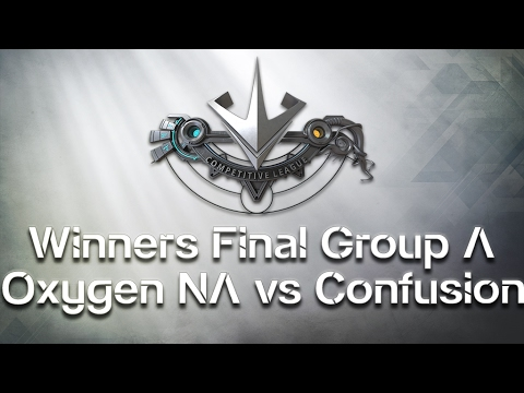 Paragon Competitive League #3 - Winners Final Group A - Oxygen NA vs Organized Confusion