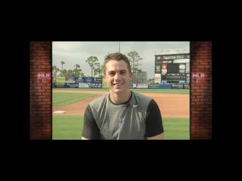 Funny  of David Wright from a Spring Training  HQ