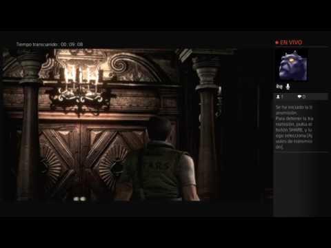 (Live) Resident Evil! : El horror a la antigua