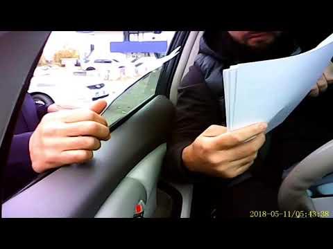 ДПС ГИБДД . Разговор с инспектором 2020 г. Авто из Армении