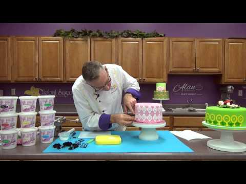 How To Use Patchwork Cutters | Global Sugar Art