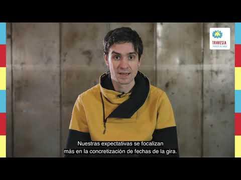 [HACKATHON] - ITW - Ander Fernandez artiste de la compagnie Rouge Elea
