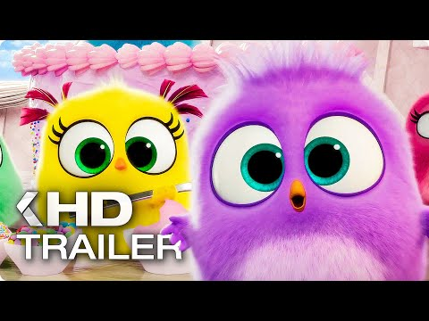 THE ANGRY BIRDS MOVIE 2 - Mother's Day Song by Hatchlings Clip & Trailer (2019)