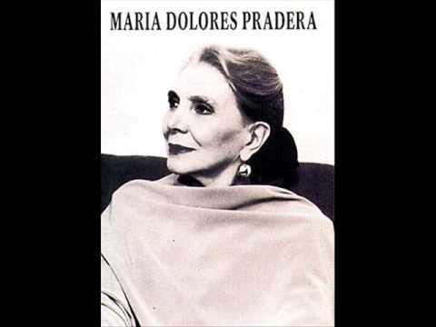 María Dolores Pradera canta La Flor de la Canela
