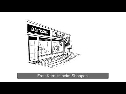 Die Cash Card von Commerz Finanz - DIGITAL CUT-OUT von Explanideo