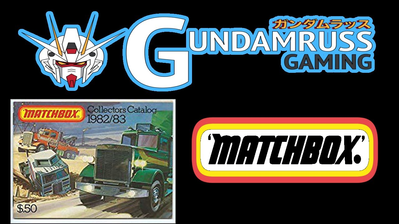 Matchbox Car Collectors Catalogues