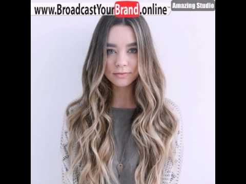 Ppopuläres Balayage Frisuren Für Braun Haar Balayage Ist Nicht Nur