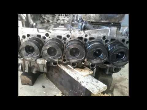remise en tat moteur volkswagen touareg r5 youtube