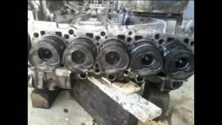 remise en état moteur Volkswagen touareg R5