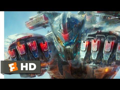 Pacific Rim Uprising (2018) - Operation Jaeger Drop Scene (10/10) | Movieclips
