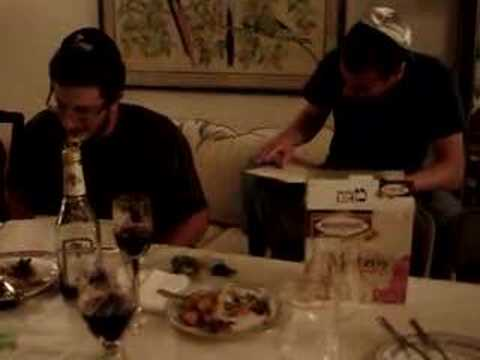 "Race of ""Had Gadya Song"" for Passover Seder"