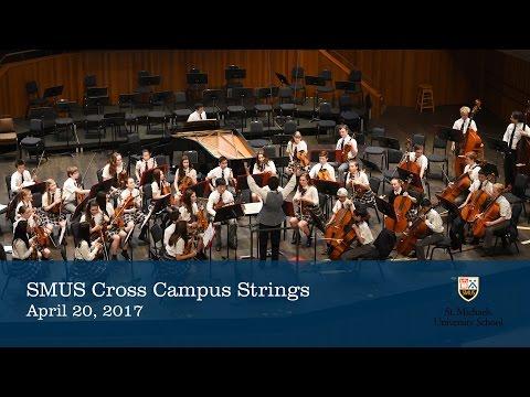 SMUS 2017 Cross Campus Strings Concert