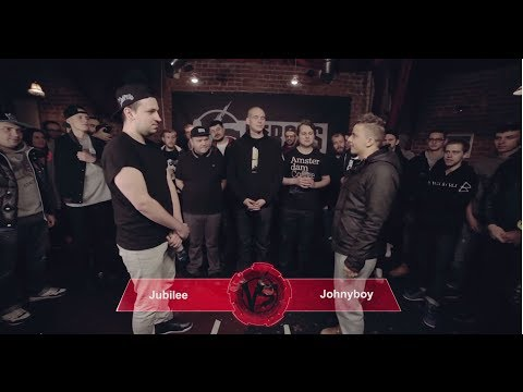 VERSUS #1 (сезон II) | Johnyboy VS Jubilee