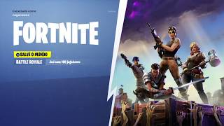 FORTNITE FREE COSTUME PS PLUS--KNOWING THE NEWS + VITORIA ROYALE