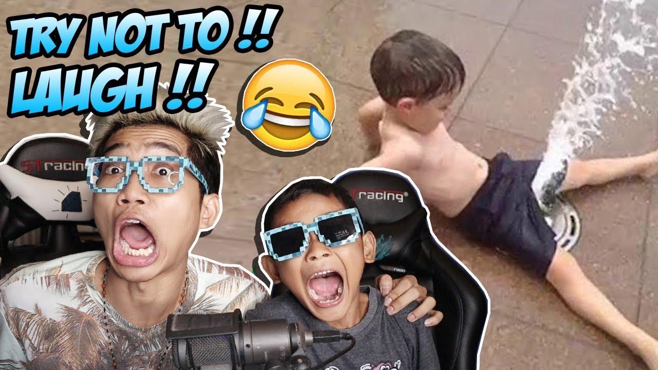 BOCIL TAHAN TAWA 16 MENIT, VIDEO PALING LUCU DINEGARA +62 !!!