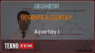 YGS-LYS GEOMETRİ - Açıortay 1