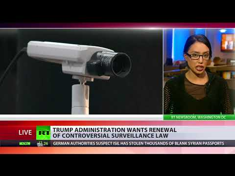 Security vs civil liberties: Trump wants Congress to reauthorize surveillance law
