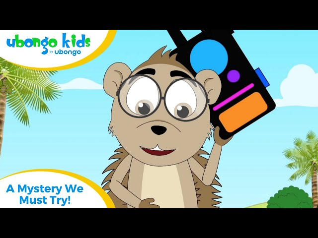 EPISODE 38: A Mystery We Must Try! | Ubongo Kids | African Educational Cartoons