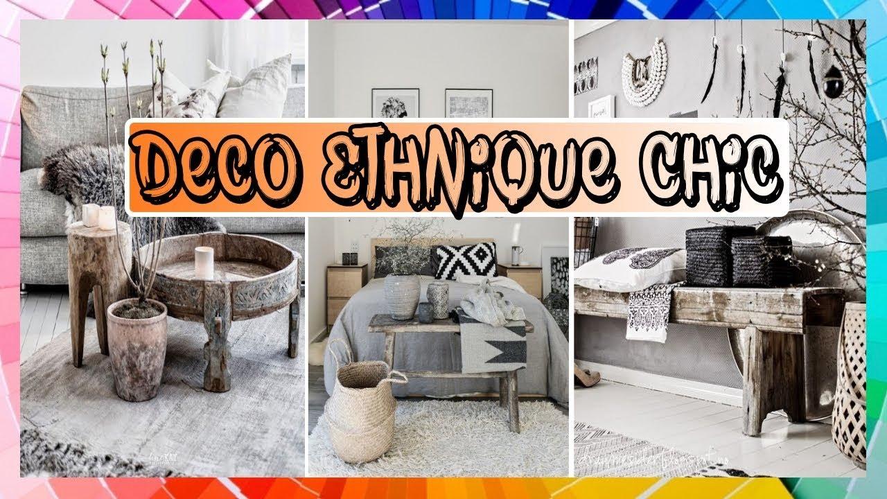 Deco Chambre Ethnique Chic [deco 9] comprendre le style ethnique chic en décoration.