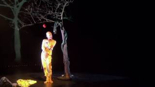 DEREVO - Last Clown On Earth - Anton Adasinsky solo performance