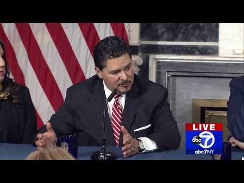 Houston's Richard Carranza named NYC Schools Chancellor