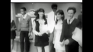American Bandstand 1968 -'68 Dance Contest- Tighten Up, Archie Bell & The Drells YouTube Videos
