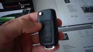 выкидной ключ для авто (для любого автомобиля + сигнализация)