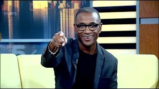 Tommy Davidson's Tips On Making It In Stand-up
