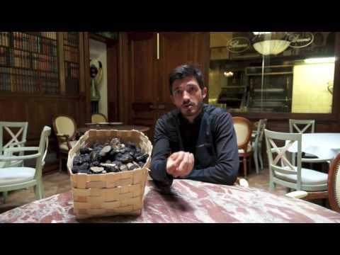 "Interview Benjamin Bruno de "" Chez Bruno "" à Lorgues ( Var )"