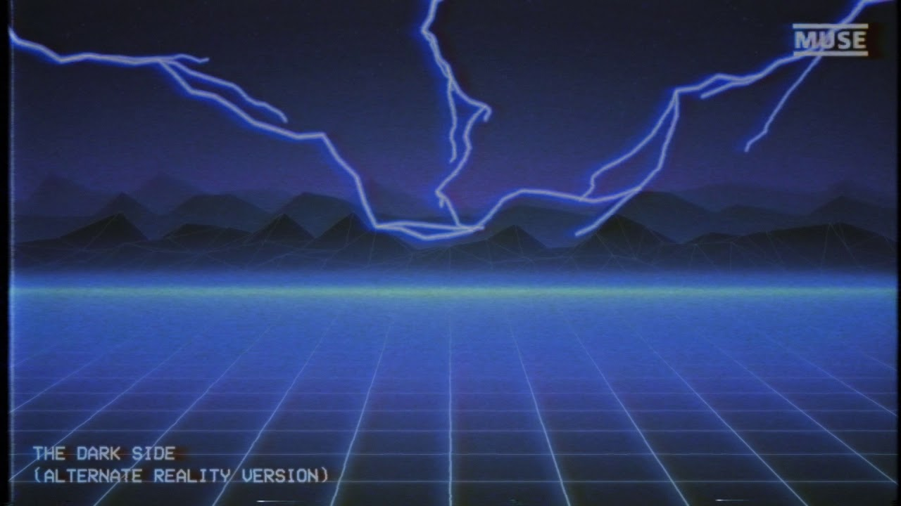 MUSE — The Dark Side (Alternate Reality Version) [Official Lyric Video]