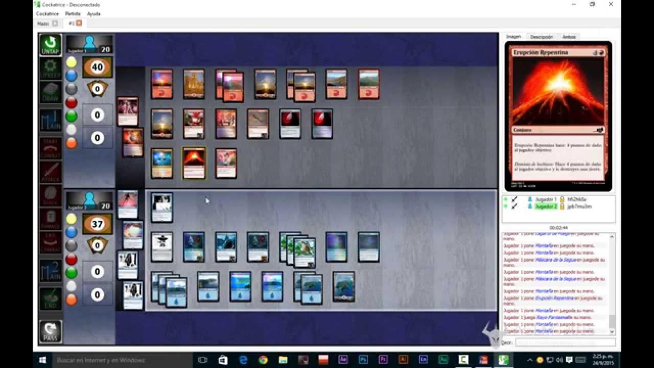 Magic Set Editor, Editar XML para Cockatrice - Guía - YouTube