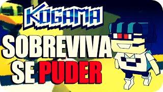 Kogama - Sobreviva se puder