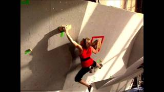 Canadian Bouldering Championships - Women - part 2 of 3