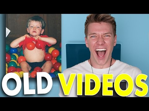 Thumbnail: Reacting to Old Videos | Collins Key