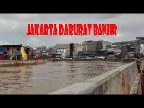 Berita Terkini !!, 5 FEB 2018, JAKARTA DARURAT BANJIR ...