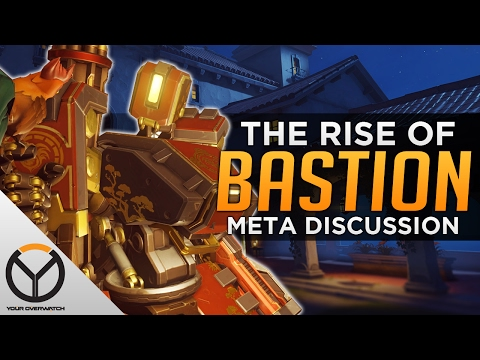Overwatch: Will Bastion Replace Soldier? -  Meta Discussion