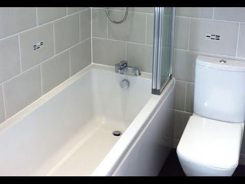 Fully Tiled Bathroom Designs for Home
