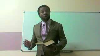 Pasteur patrice Takongo (Culte du dimanche 22/12/13) satan est allèrgique a la louange de notre DIEU