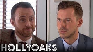 Hollyoaks: Darren and Nancy's Mediation