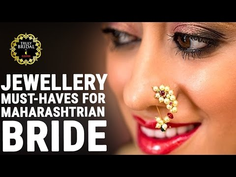 Bridal Jewellery Guide | Jewellery Must-Haves For Maharashtrian Bride