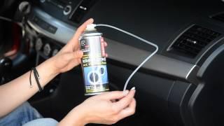 Pianka do czyszczenia klimatyzacji SJD ProTech / AC CLEANING FOAM