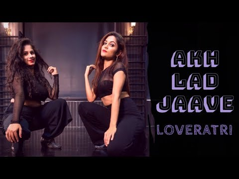 Akh Lad Jaave  Loveratri  Bollywood Dance  ToDance with Sonali