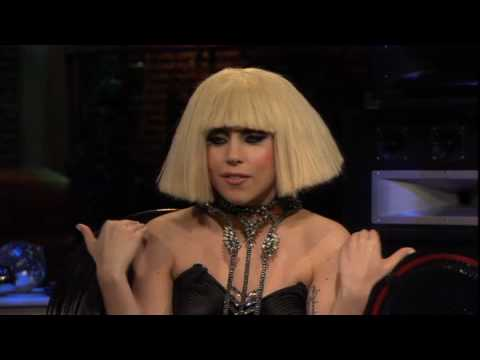 Lady Gaga on Her Writing Process (FuseTV)