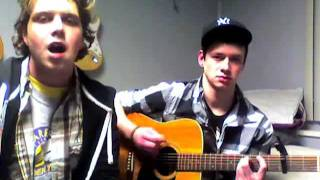 this is a song that we wrote about one of our best friends, christo...