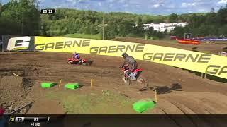 Gajser & Herlings Battle at Race 2 - MXGP of Sweden
