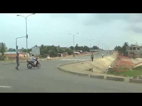 Routes du Togo (lomé)