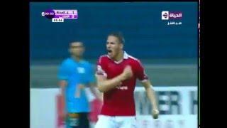 فيديو.. الأهلي يتوج رمضان صبحي كأفضل لاعب لشهر فبراير